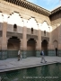 Ben Youssef Madrasa - pool for ritual bathing
