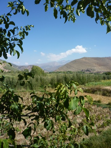 Panoramic - Ait Bougmez Valley