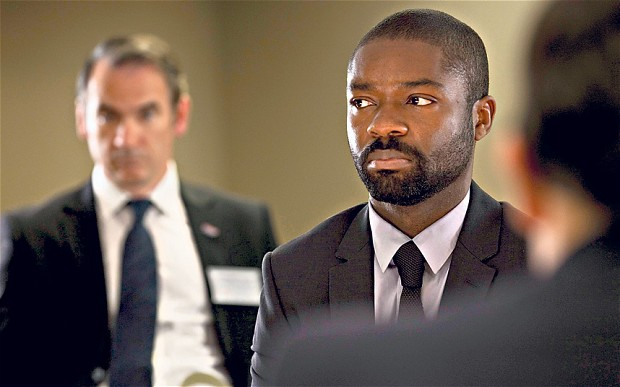 David Oyelowo in Complicit at the Marrakech Film Festival 2014
